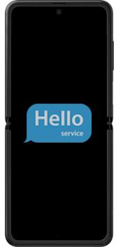 Ремонт дисплея Samsung Galaxy Z Flip 5G (F707)