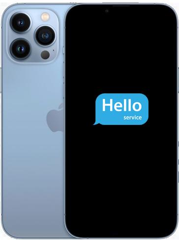 Ремонт замена стекла iPhone 13 Pro Max