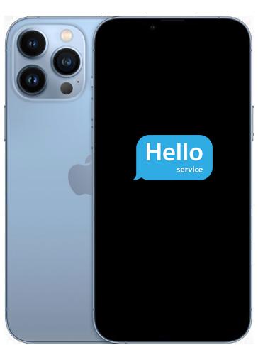 Ремонт замена стекла iPhone 13 Pro