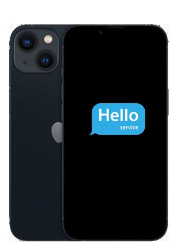 Ремонт замена стекла iPhone 13 mini