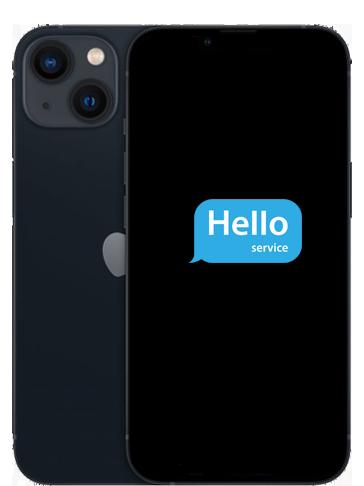 Ремонт замена стекла iPhone 13