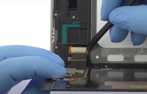 Замена стекла экрана Samsung Galaxy Tab S2 T813 T819