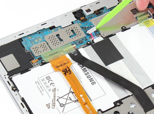 Замена стекла Samsung Galaxy Tab S3 T820