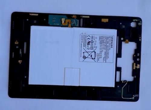 Ремонт дисплея Samsung Galaxy Tab S5e T725