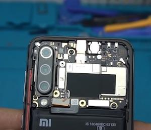 Ремонт замена стекла экрана Xiaomi MI9 SE