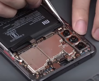 Ремонт замена стекла экрана Xiaomi Mi 9