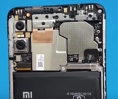 Ремонт замена стекла экрана Xiaomi Redmi Note 6