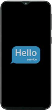 Ремонт замена стекла экрана дисплея Samsung Galaxy M10 (M105)