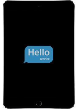 Ремонт замена стекла экрана дисплея iPad mini 5 2019