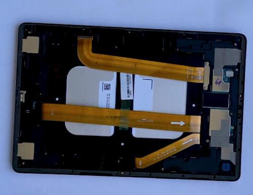 Замена стекла экрана Samsung Galaxy Tab S5e T725