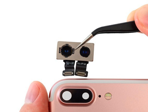 Ремонт дисплея iPhone 7 Plus