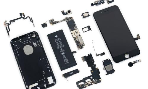 Ремонт дисплея iPhone 7