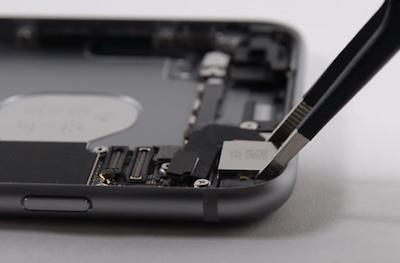Ремонт замена стекла экрана дисплея iPhone 6s Plus
