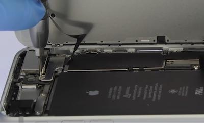 Ремонт замена стекла экрана дисплея iPhone 7 Plus