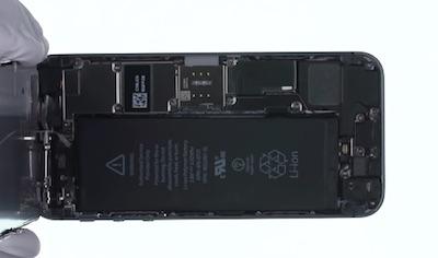 Ремонт замена стекла экрана iPhone 5s
