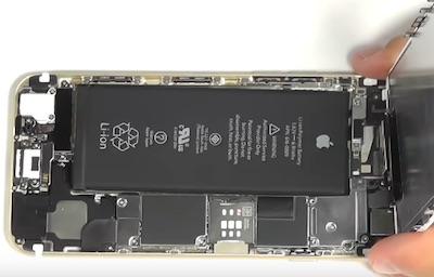 Ремонт  iPhone 6 - замена стекла экрана