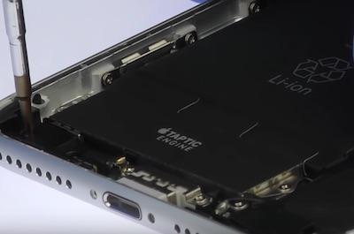 Ремонт замена стекла экрана iPhone 7 Plus