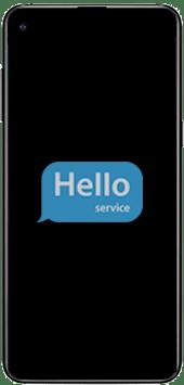Ремонт замена стекла экрана дисплея Samsung A8s