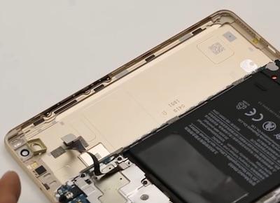 Ремонт замена стекла экрана Xiaomi Mi Max 2