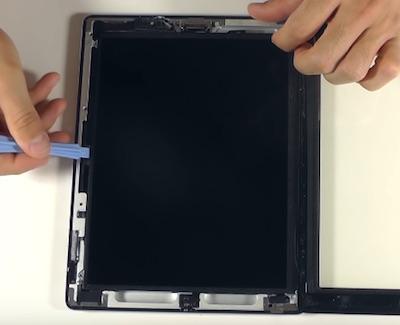 Ремонт замена стекла экрана дисплея Apple iPad 2