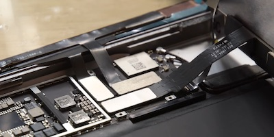 Ремонт замена стекла экрана дисплея Apple iPad 5