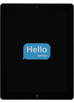 Ремонт замена стекла экрана дисплея iPad 4