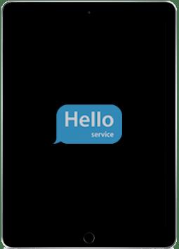 Ремонт замена стекла экрана дисплея iPad 5