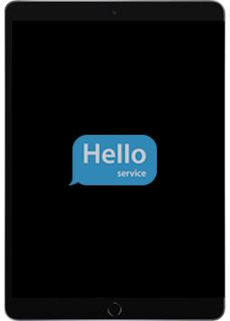 Ремонт замена стекла экрана дисплея iPad Air 3 2019
