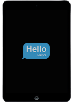 Ремонт замена стекла экрана дисплея iPad mini 2