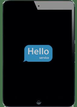 Ремонт замена стекла экрана дисплея iPad mini