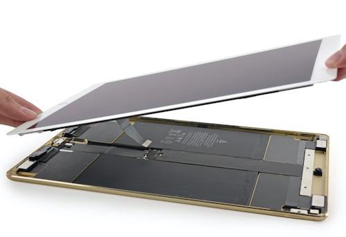 Замена стекла iPad Pro 12.9 2015