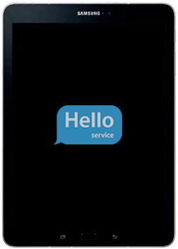 Ремонт замена стекла экрана дисплея Samsung Galaxy Tab S3