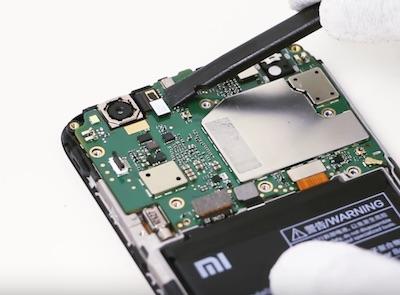 Ремонт замена стекла экрана дисплея Xiaomi Redmi 5A