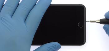 Ремонт замена стекла экрана дисплея iPhone 8 Plus