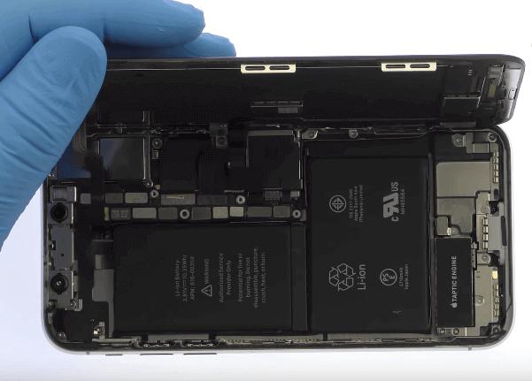 Ремонт замена стекла экрана дисплея iPhone X