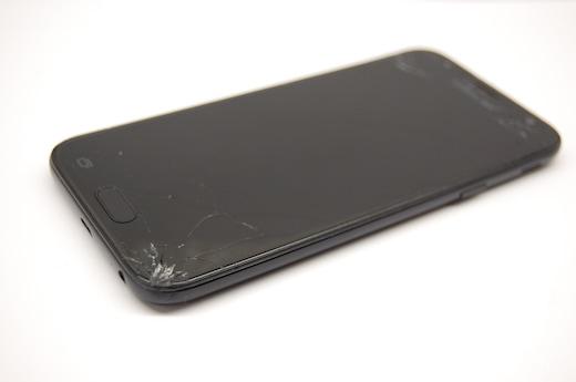 Разбитый Samsung A5 2017 A520