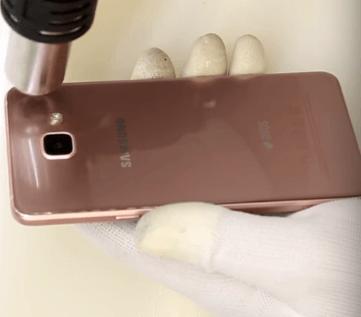 Ремонт замена стекла экрана дисплея Samsung A5 2016