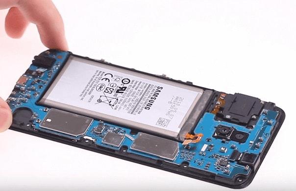 Ремонт замена стекла экрана дисплея Samsung A6 Plus