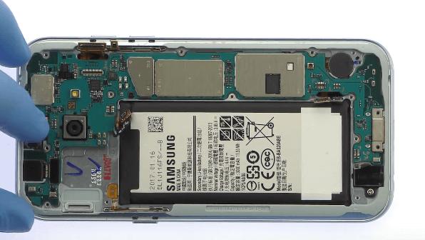 Ремонт замена стекла экрана дисплея Samsung Galaxy A5 2017 A520