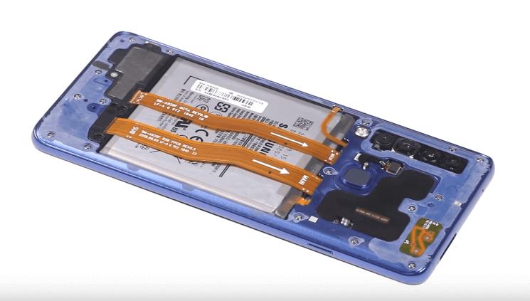 Ремонт замена стекла экрана дисплея Samsung Galaxy A9 A920