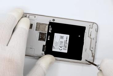 Ремонт замена стекла экрана дисплея Samsung Galaxy Grand Prime G530