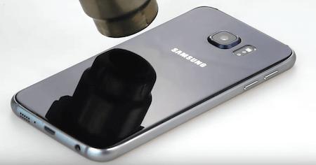 Ремонт замена стекла экрана дисплея Samsung Galaxy S6 G920