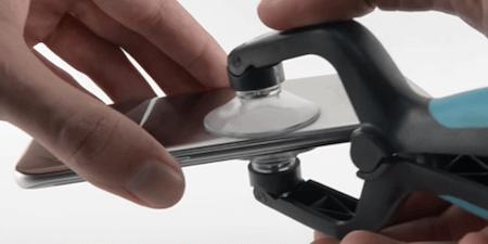 Ремонт замена стекла экрана дисплея Samsung Galaxy S7 edge
