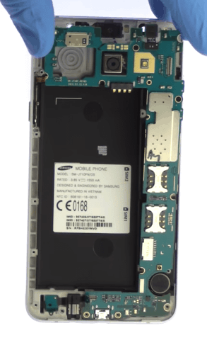 Ремонт замена стекла экрана дисплея Samsung J7 2016 J710