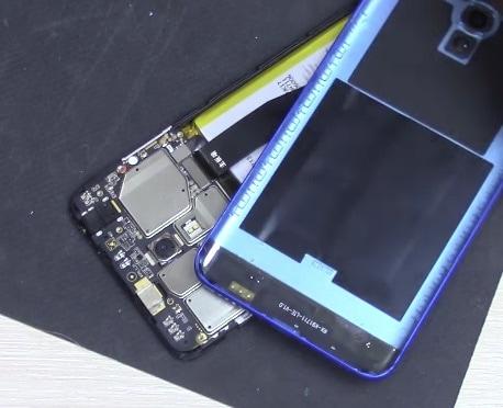 Ремонт замена стекла экрана дисплея Meizu M6