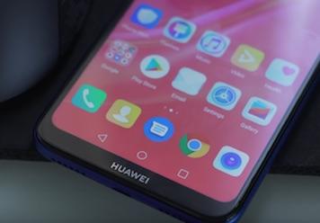 Ремонт замена экрана дисплея Huawei Y7 2019