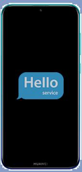 Ремонт замена стекла экрана дисплея Huawei Y7 2019
