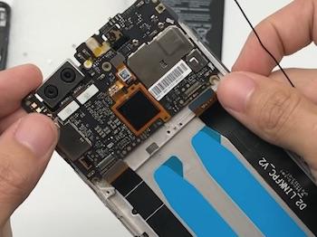 Ремонт замена стекла экрана Xiaomi Mi A1