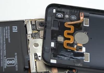 Ремонт замена стекла экрана Xiaomi Mi A2 Lite
