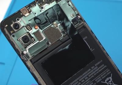 Ремонт замена стекла экрана Xiaomi Mi Max 3